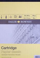 Daler Rowney Smooth Cartridge Pad - A5