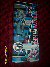 MONSTER HIGH ABBEY BOMINABLE DAUGHTER OF THE YETI  DEAD TIRED