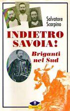 D47 Indietro Savoia! Scarpino Ed. Leonardo 1993