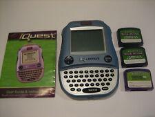 iQuest Handheld Quantum Leap Bundle Social Studies & Starter Cartridges Gr 6-8