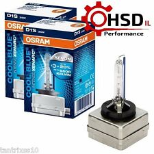 2x D1S Fit OSRAM CBI COOL BLUE INTENSE Xenarc35W Xenon HID bulbs 5500K headlight