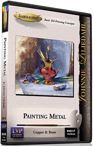 Johnnie Liliedahl: Painting Metal - Art Instruction DVD