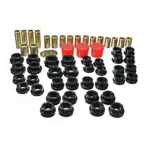 Energy Suspension 7.3122G Control Arm Bushing Set Rear For 03-09 Nissan 350Z NEW
