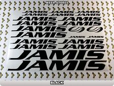 JAMIS Stickers Decals Bicycles Bikes Cycles Frames Forks Mountain MTB BMX 59G