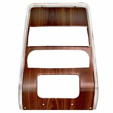 1967 1968 Camaro Center Dash Panel Walnut without Air Conditiion Hole Dynacorn