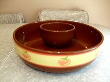 "###BEAUTIFUL X-LARGE ""CHIPS AND SALSA"" BOWL by Vds of PORTUGAL###"
