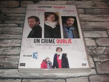 UN CRIME OUBLIE / Corinne Touzet  //  DVD