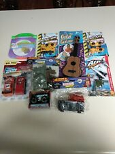 New listing childrens toys - assortment 10 items, boys, new
