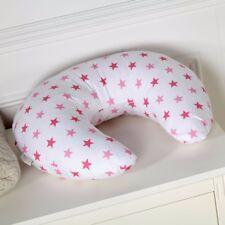 Breast Feeding Maternity Nursing Pillow Little Star Pink