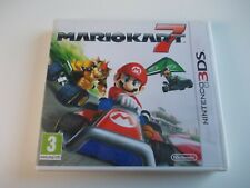 MARIO KART 7  NINTENDO 3DS GAME COMPLETE  (TESTED AND WORKING) 3+