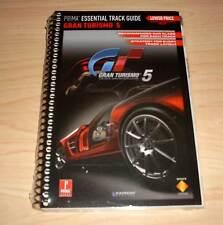 Gran Turismo 5 GT5 - Prima Essential Track Guide ( Strategy Spieleberater ) Neu