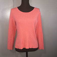 Villager Liz Claiborne Sweater Size Large