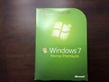 Genuine Microsoft Windows 7 Home Premium GFC-00019 SP1 32/64-Bit Retail