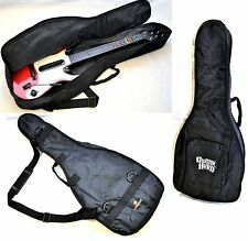 NEW GENUINE Guitar Hero Dual Gig Bag ROCK BAND 1/2/3 XBox 360 Wii Sony PS3 PS2