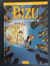Bizu 1 EO LA Houle aux loups Fournier Dupuis Spirou