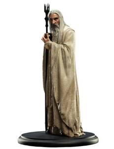 Herr der Ringe - Statue Saruman der Weiße (WETA)