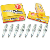 8 pc 8 x NGK Standard Plug Spark Plugs 5777 BUR9EQ 5777 BUR9EQ Tune Up Kit zb