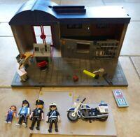 Playmobil Police Take Along Station City Action 5299 Lot