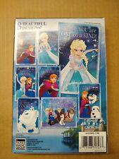 Disney Frozen 32 Valentines New in box 8 designs