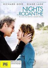 NIGHTS IN RODANTHE : NEW DVD
