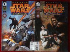 Classic Star Wars: DevilWorlds #1 & 2 - Comic Books - Alan Moore - Dark Horse!
