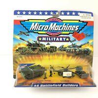 GALOOB MICRO MACHINES MILITARY  #4 BATTLEFIELD BUILDERS