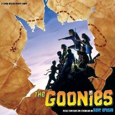 The Goonies - 2 x LP Complete - Black Vinyl - Limited Edition - Dave Grusin