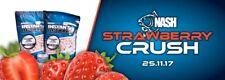 Nash Instant Action Strawberry Crush Boilies Full Range In stock Pop Ups-Glug