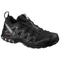 Salomon XA Pro 3D 392514 Black/Magnet/Quiet Shade Mens Hiking Hiker Shoes