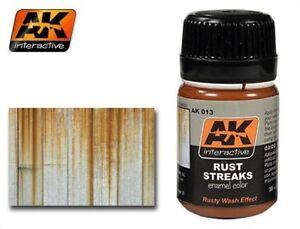 AK WEATHERING - RUST STREAKS 35ml