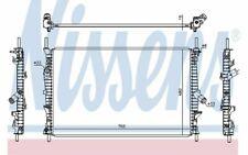 NISSENS Car Radiator 66861 - Discount Car Parts