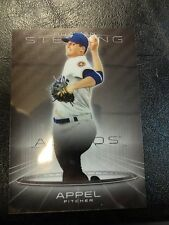 2013 Bowman Sterling Mark Appel Prospect Profile Card # BSP-1