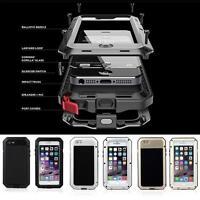 Waterproof Shockproof Aluminum Gorilla Metal Cover Case For Apple iPhone 7/ Plus