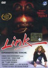 Link - Esperimento Nel Terrore (1986) DVD
