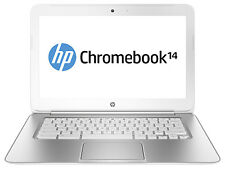 HP Chromebook 14in (16GB, Intel Celeron, 1.4GHz, 4GB) White FREE FAST SHIPPING!!