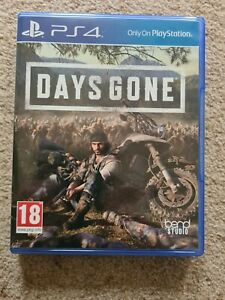 Days Gone - PlayStation 4 (PS4)