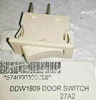 Ddw1809 Danby Dishwasher Door Switch photo