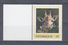 Austria Personalized Brand - Giraffe (MNH)