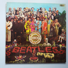 The Beatles - Sgt. Peppers Lonely Hearts Club Vinyl LP French 1971 Issue Odeon