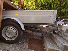 STEMA Anhänger B6075  zGM 850kg 100km Zulassung