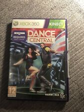 Dance Central Kinect CD for XBOX 360
