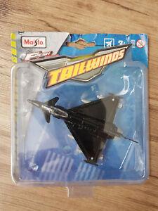 New Maisto Tailwinds Diecast Eurofighter Model