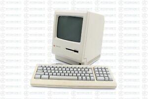 Apple Macintosh plus 1MB Retro PC mit Tastatur