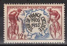 FRANCE 955  ** MNH – Tour de France 1953