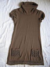 Rinascimento Longshirt Tunika Stretch Gr.40 Size M women t-shirt turtle neck