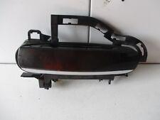 AUDI A6 2.7 TDI ALLROAD QUATTRO PASSENGER SIDE FRONT EXTERIOR DOOR HANDLE BLACK
