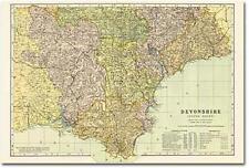 Devon - South (1900): Cassini Historical Map (BCO-DES) by Cassini Publishing Ltd