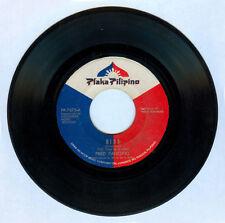 Philippines FRED PANOPIO Bida OPM 45 rpm Record