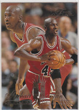 MICHAEL JORDAN 1994 Flair Chicago Bulls #45 JERSEY Premium Basketball Card