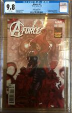 A Force #1 CGC 9.8 1260755021